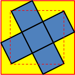 Square and Cross Puzzle
